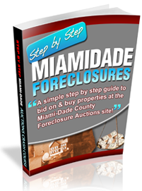 Dade Foreclosure Listing E-book